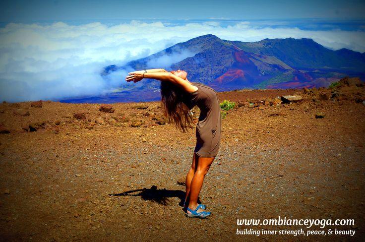 Haleakala National Park - Maui, Hawaii