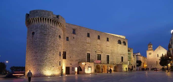 Conversano Castle, Puglia, Italy