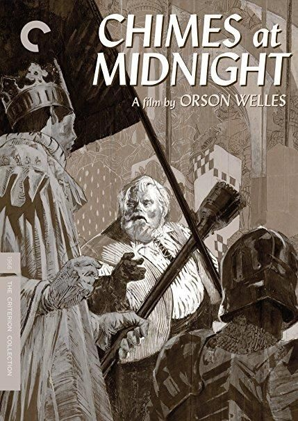 Orson Welles & Jeanne Moreau - Chimes at Midnight The Criterion Collection