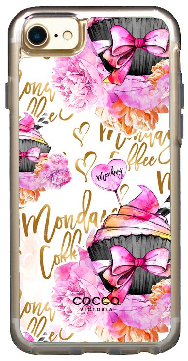 Monday Coffee Vogue Case - iPhone 7/6S/6 - coccovictoria.com