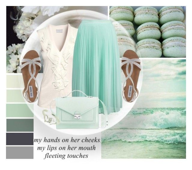 """M is for Mint"" by mmmartha ❤ liked on Polyvore"