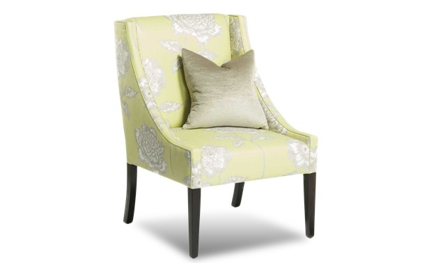 Epiphany chair in Sanderson 'Anemone' fabric