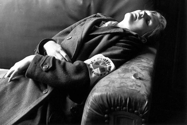 Lee Miller :: The suicided Burgermeister's Daughter, Leipzig, Germany, 1945, © Lee Miller Archives