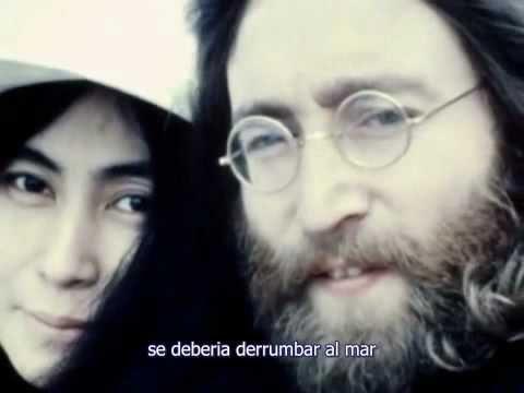 John Lennon - Stand by me (Subtitulos Español) Quiero estar junto a ti, hasta el final de los tiempos