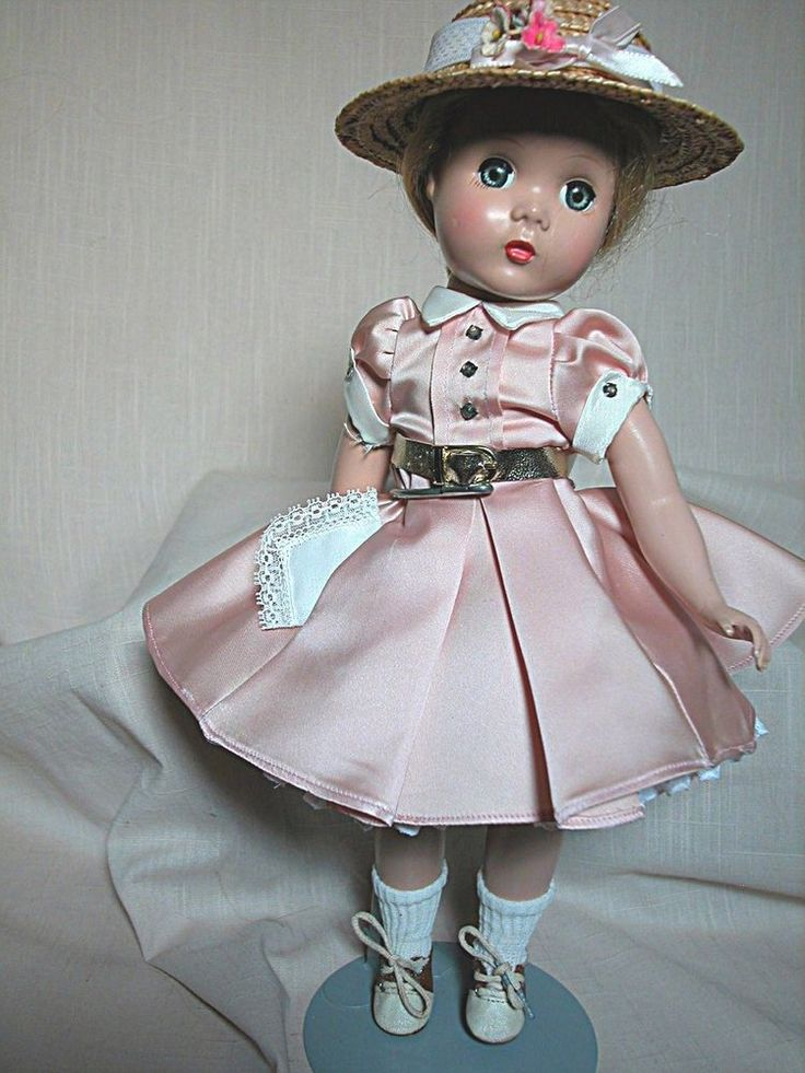 Madame Alexander Doll Maggie Face Great Outfit  Hard Plastic doll of 1950s