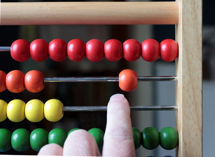 learn simple addition and on abacus - 792×581