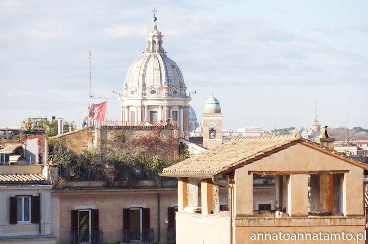 Było nam niezbędne aby dostać się do większych zabytków, które są nieco rozrzucone po Rzymie. Wieczorem wróciliśmy do hotelu z głową pełnych pomysłów na jutrzejszy dzień.