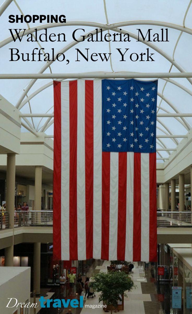 Cross Border Shopping Tips for Canadians – Walden Galleria Mall, Buffalo
