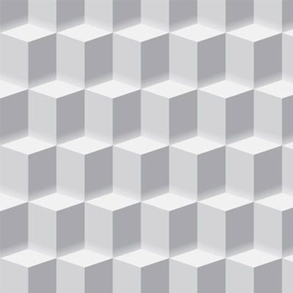 3d abstract wallpaper white