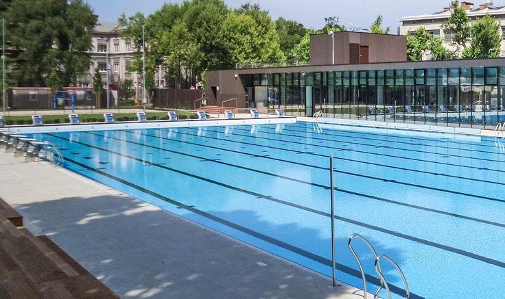 KOLEZIJA SWIMMING CENTER - LJUBLJANA, SLOVENIA - Myrtha Pools