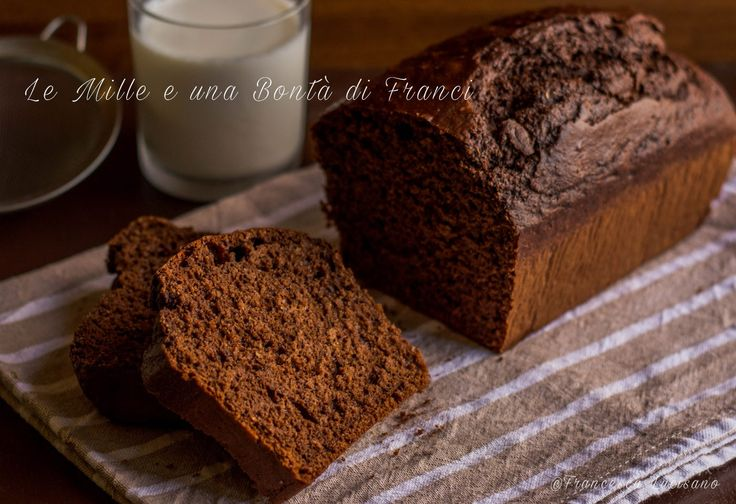 Plumcake+al+cioccolato