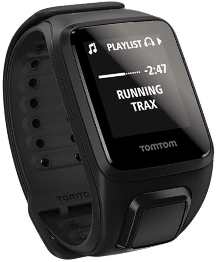 4bacc7b13 TomTom Spark Music + Cardio HP Watch | G