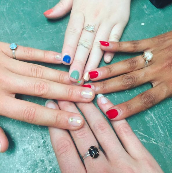 16 best K/LLER COLLECTION NAILS images on Pinterest | Nailed it ...