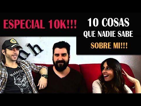 10 COSAS QUE NADIE SABE SOBRE MI CON JORDI WILD | ESPECIAL 10K - YouTube