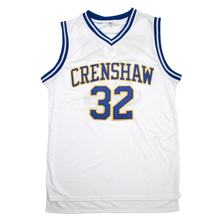 Buy cheap Monica Wright jersey online. This Crenshaw High School basketball jersey is from the movie Love & Basketball. Free Shipping.