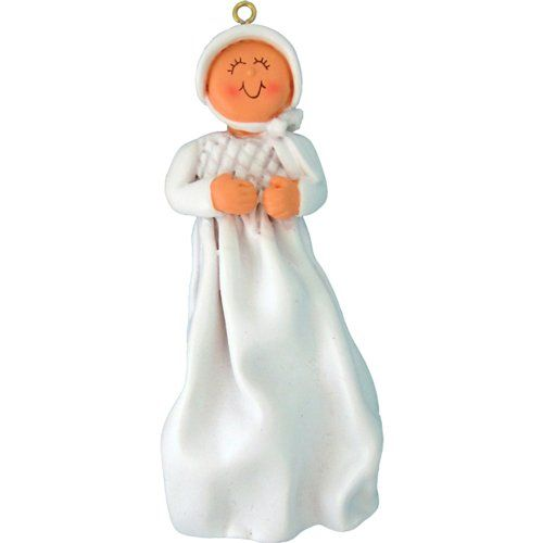 Baptism Christening Baby Metal Ornament: 1000+ Images About Christian Baby Celebration On Pinterest