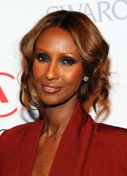 "Supermodel, television personality and beauty magnate Iman is a breathtaking advocate for all things glamorous. She told us, ""Feeling beautiful isn't about a trend or a particular look. It's about treating yourself fabulously. No matter your age or your skin tone, you've got to love the skin you're in."