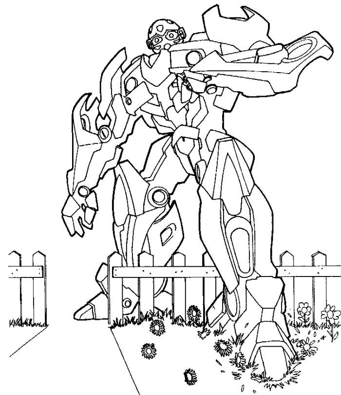 transformers halloween coloring pages - photo#10