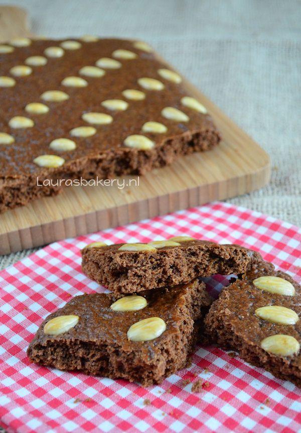 Recept speculaasbrokken, werkt ook goed voor koekjes!