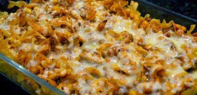 best cooking recipes 2015: Creamy Burrito Casserole