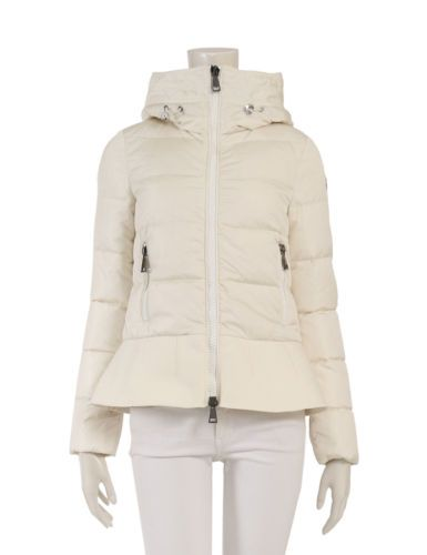 MONCLER NESEA Nesea down jacket nylon wool