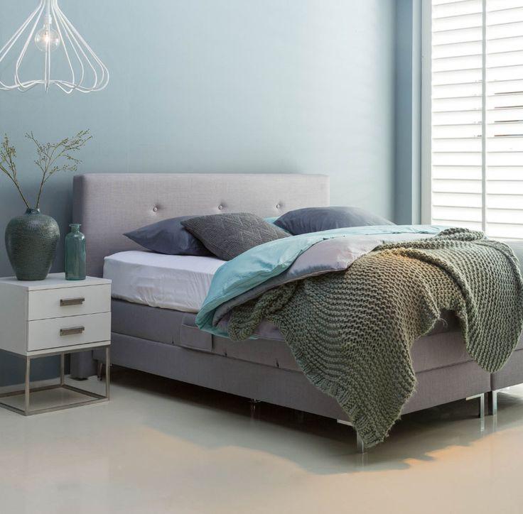wist je dat je langer slaapt in een blauwe slaapkamer maar liefst