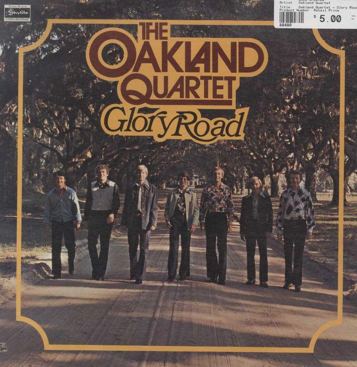 Oakland Quartet - Glory Road