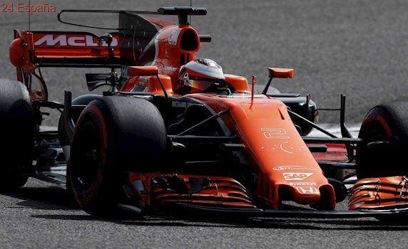 McLaren firma en los test de Bahréin su mejor jornada en pista de toda la temporada