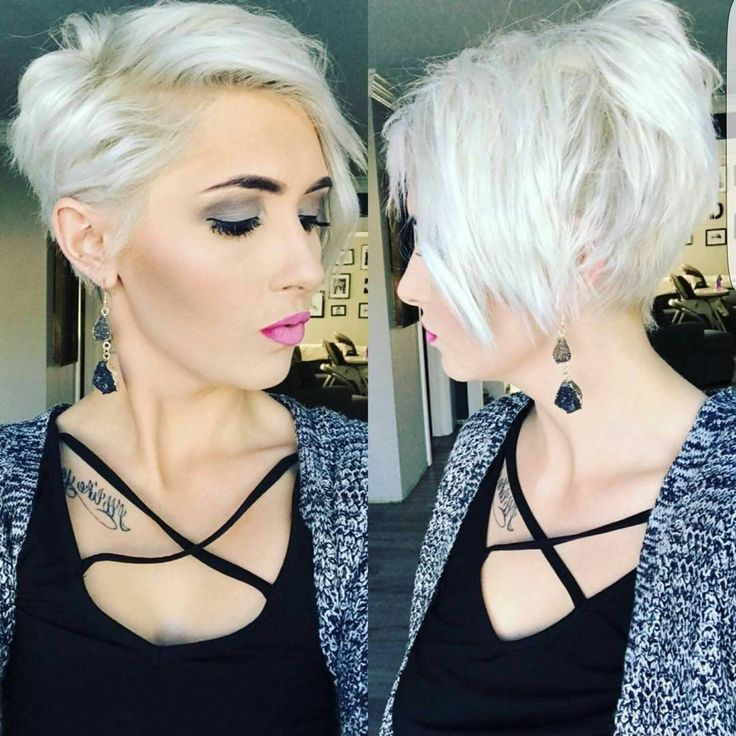 """3,012 Likes, 12 Comments - PixieCut  ShortHair  Blogger (@nothingbutpixies) on Instagram: """"A brand new cut for @rayahope """""""