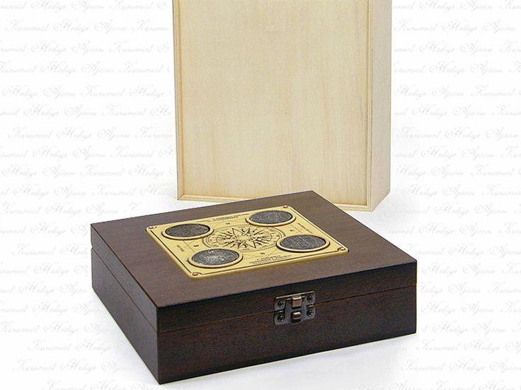 masif logolu kutu, büyük iskender masif kutu, ahşap logolu kutular, kurumsal hediyeler, özel tasarım logolu hediyeler, yabancı müşterilere hediyeler, özel logolu kutular