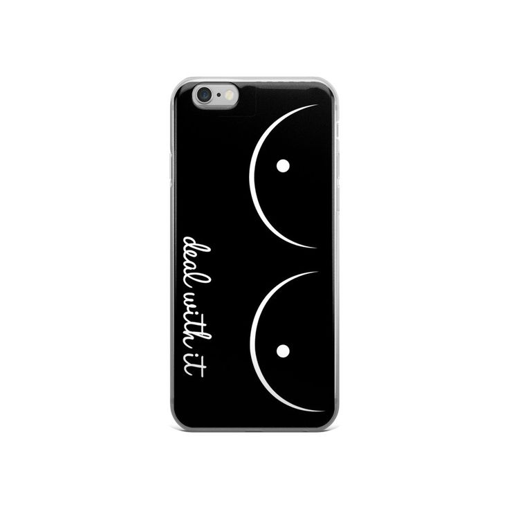 Deal With It iPhone 5/5s/Se, 6/6s, 6/6s Plus Case