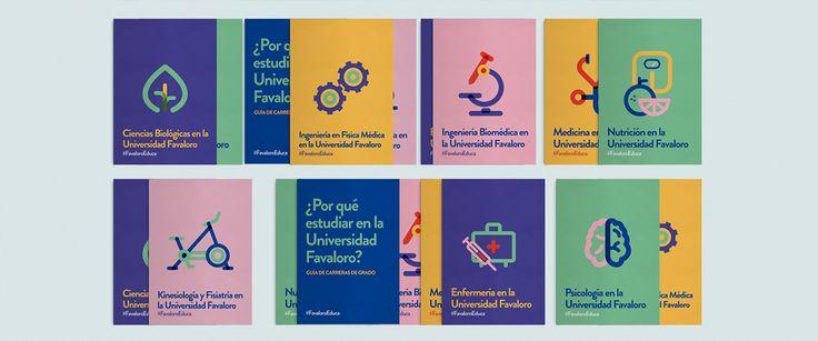 Universidad Favaloro on Branding Served