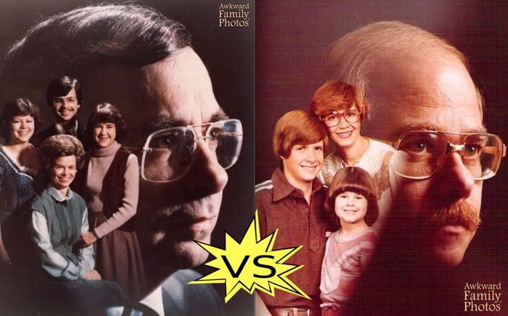 Who wins a cage match… Accountant Dad or Vengeance Dad? (submitted by AFP)