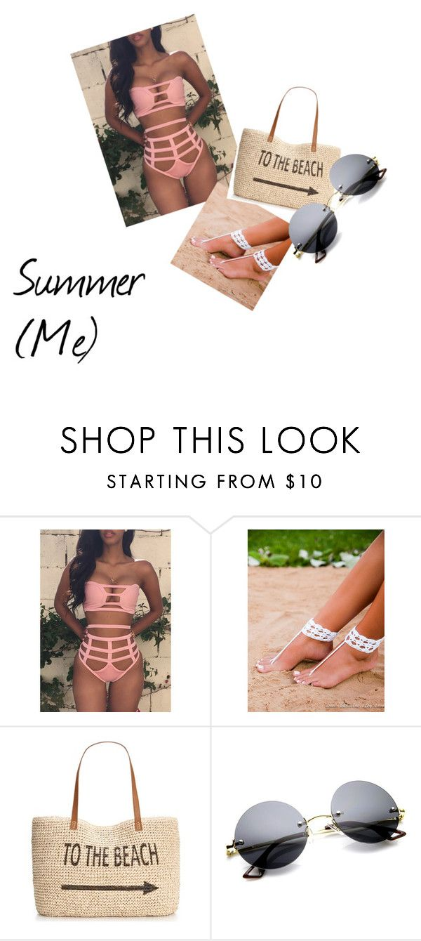 """""""pool party"""" by summer-kbreezy on Polyvore featuring Style & Co., women's clothing, women, female, woman, misses and juniors"""