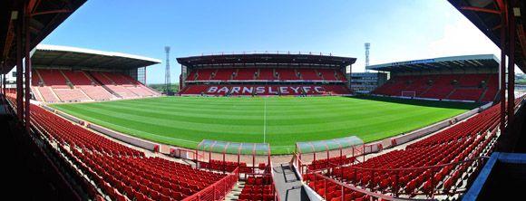 Oakwell - Panoramic - Barnsley FC