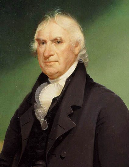 George Clinton fourth Vice President of the United States, under Thomas Jefferson and James Madison.