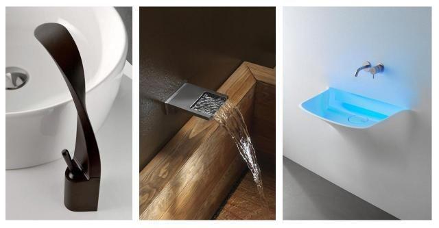 Ultra nowoczesne krany, które zmienią wygląd każdej łazienki #ŁAZIENKA #KRAN DO ŁAZIENKI #KRAN #INSPIRACJE #PORADY