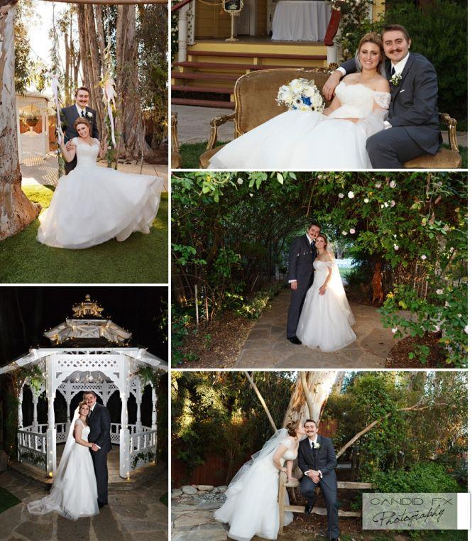 Twin Oaks Garden Estate Wedding by Candid FX Photography