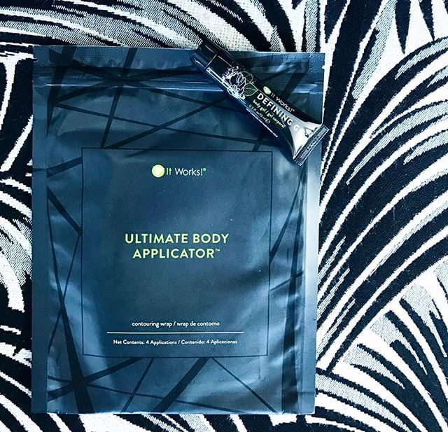 Did you know you can get a Mini Defining Gel with a whole pack of wraps when you buy our Wrap Pack ?! #Winning #CrazyWrapThing