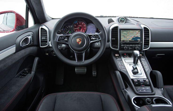First Drive: 2016 Porsche Cayenne Turbo S / GTS