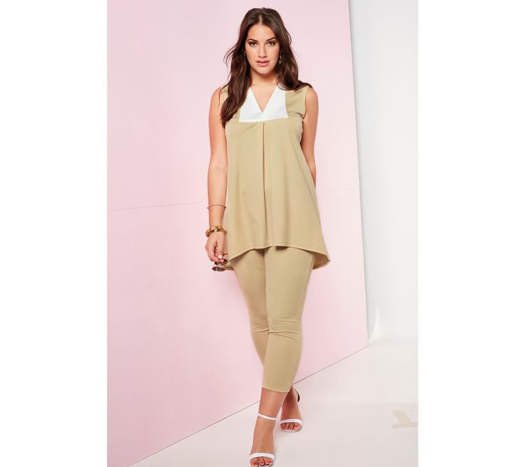 Súprava blúzkového topu a nohavíc | modino.sk  #ModinoSK #modino_sk #modino_style #style #fashion #bellisima #set