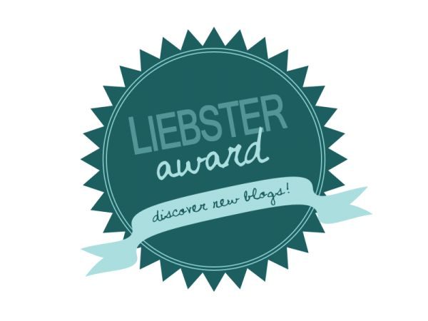 Sárkány az űrben : Liebster award díjat kaptam a blogomra