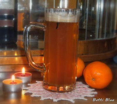 Kuchnia Betti: Piwny grzaniec