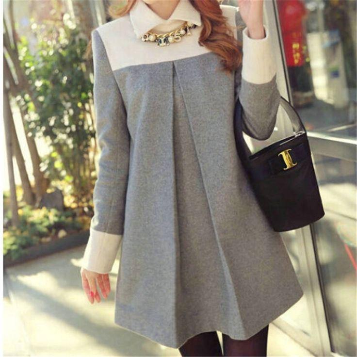 Vestidos para gravidas maternity clothes for pregnant women  Roupa para gravida Spring Autumn pregnant women long-sleeved dress