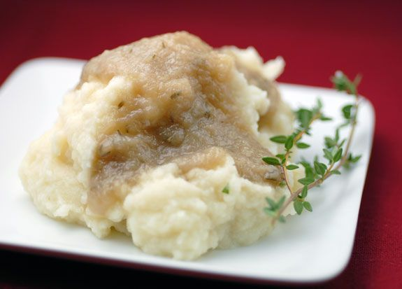 Herb Gravy | Recipe | Gravy, Herbs and Onions