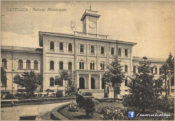 Palazzo Mancini, il comune di Cattolica