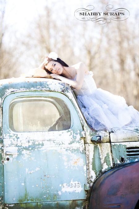 cowboys cowgirl fancy farmgirl boots vintage prom dress wedding truck saddle horse photography: Dresses Wedding, Farms Girls, Pictures Ideas, Vintage Prom Dresses, Photo Ideas, Old Trucks, Vintage Trucks, Cowboys Senior Pictures, Trucks Prom Pictures