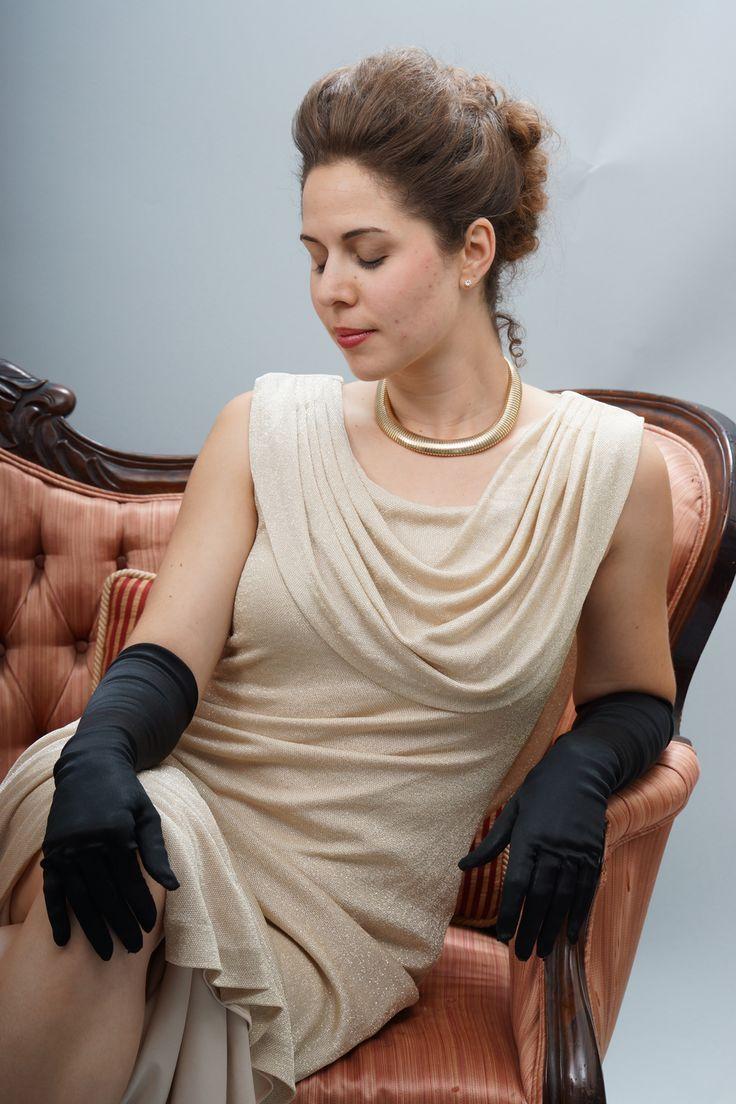 Elise -  beauty and elegance 1940s vintage