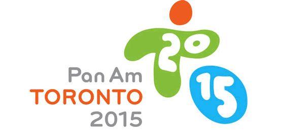 toronto 2015 pan am games logo