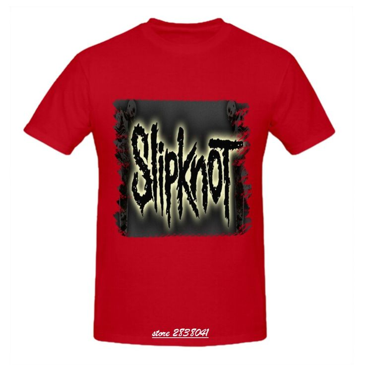 RTTMALL Newest Casual Hipster Man t shirt 2017 Home Wear Funk Music Rock Young Top Cotton Slipknot Band Men Group Print t shirts #Affiliate
